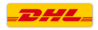 Versand durch DHL