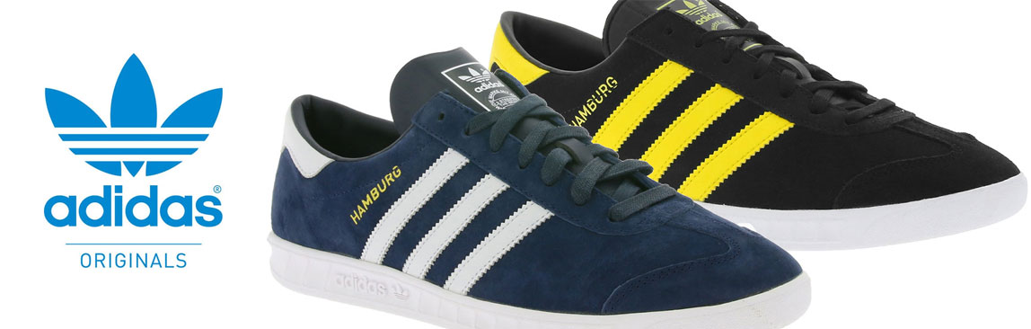 adidas Originals Hamburg Banner