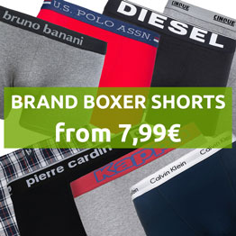 brand boxer shorts from 7,99€
