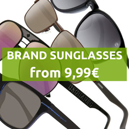 brands sunglasses from 9,99€