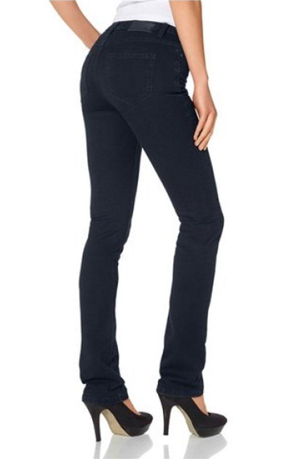 ARIZONA Damen–Jeans Kurzgröße Röhrenjeans