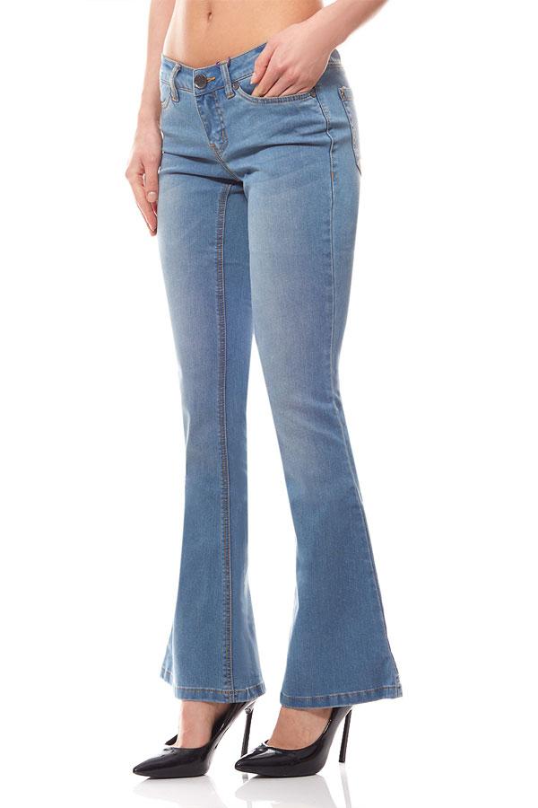 AjC Damen Jeans Kurzgröße