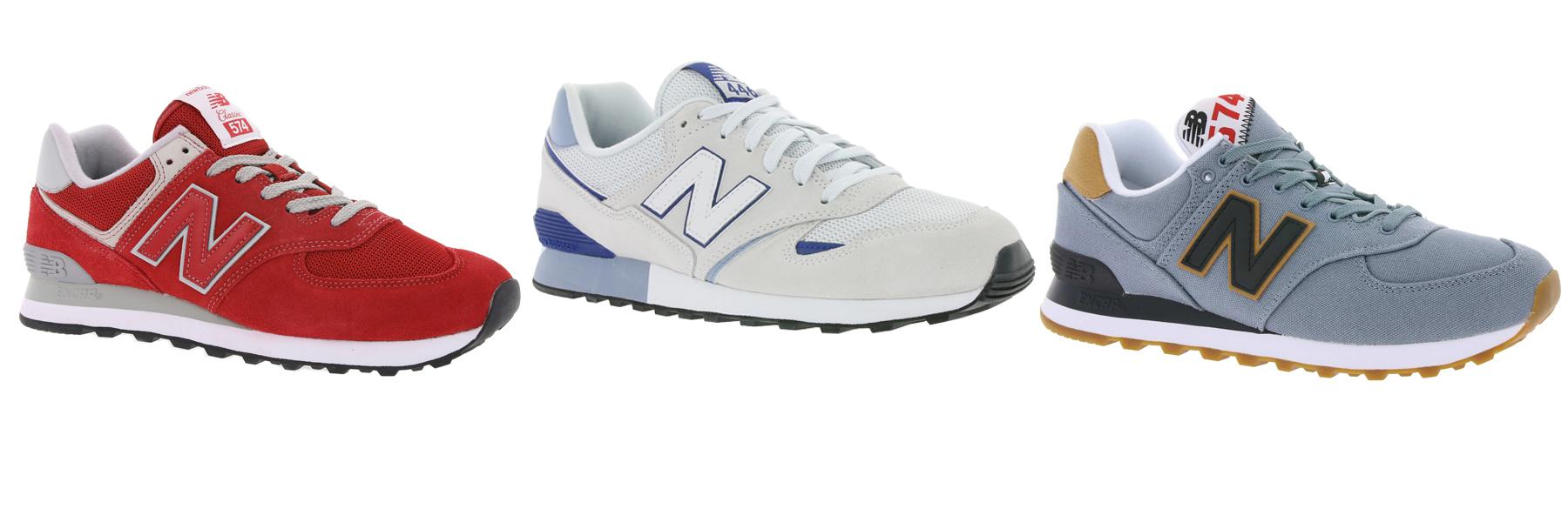 New Balance Herren Sneaker SALE - günstig im Online Shop & Outlet 46
