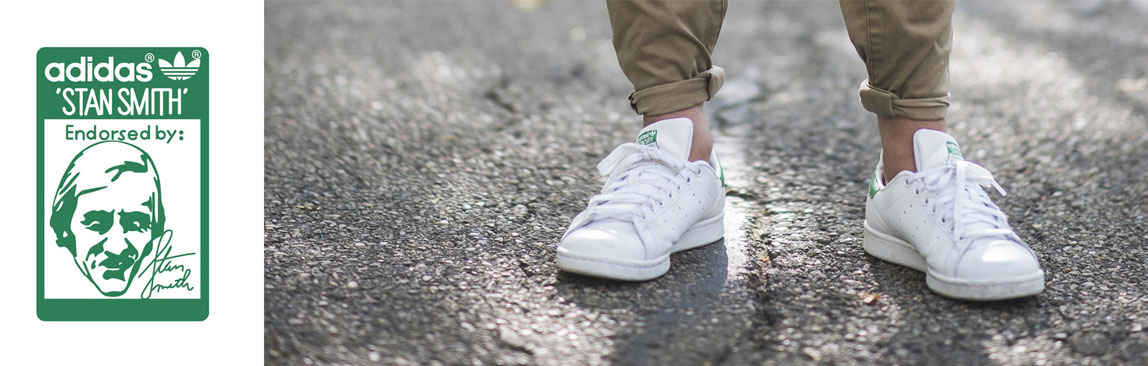 adidas Stan Smith Banner