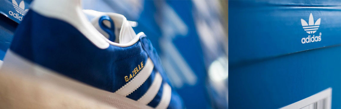 adidas Originals Gazelle Banner
